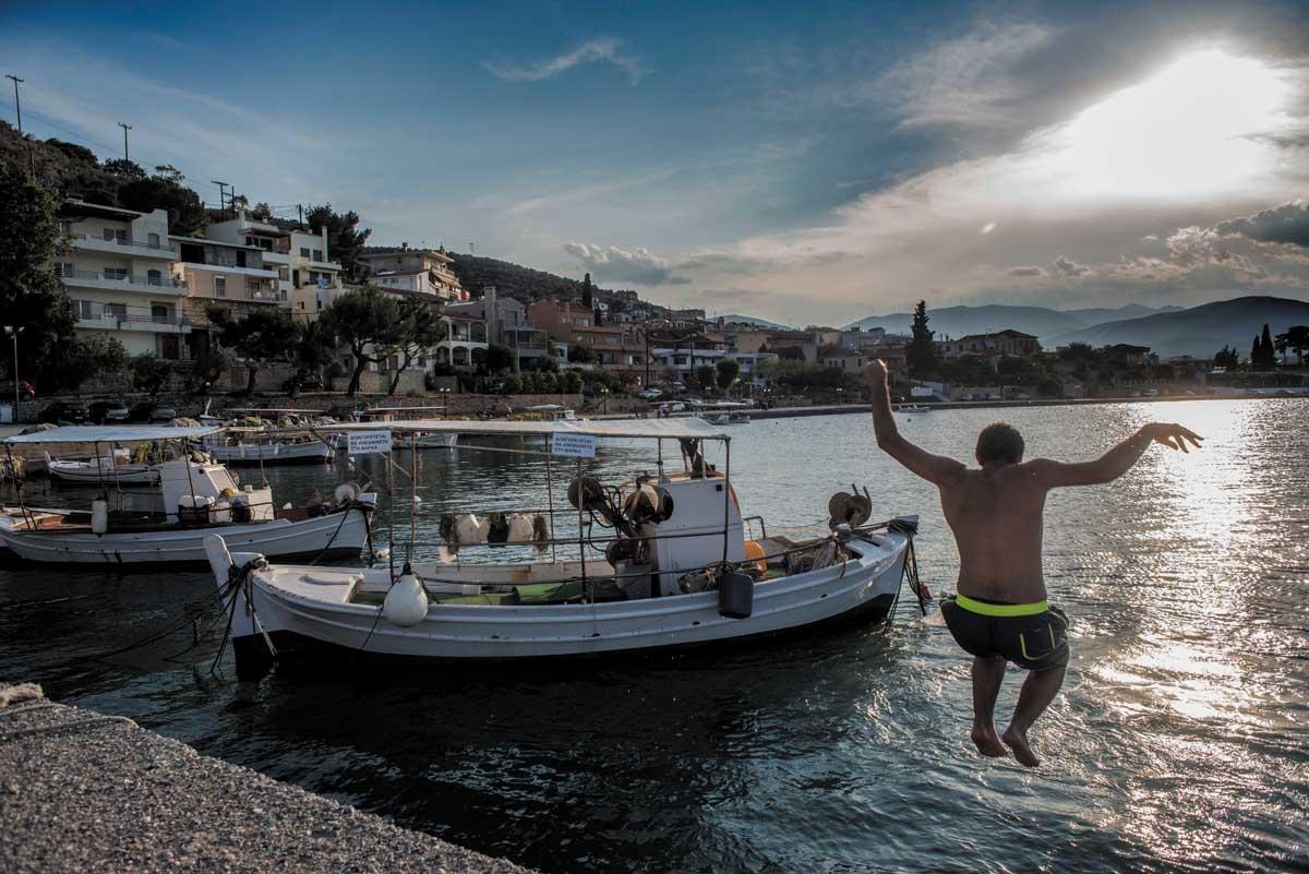 Κιβέρι - Καλοκαίρι όπως παλιά