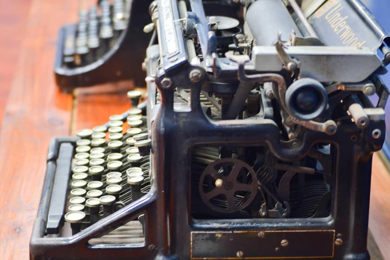 «Τα λόγια πετούν, τα γραπτά μένουν» - Μουσείο τυπογραφίας